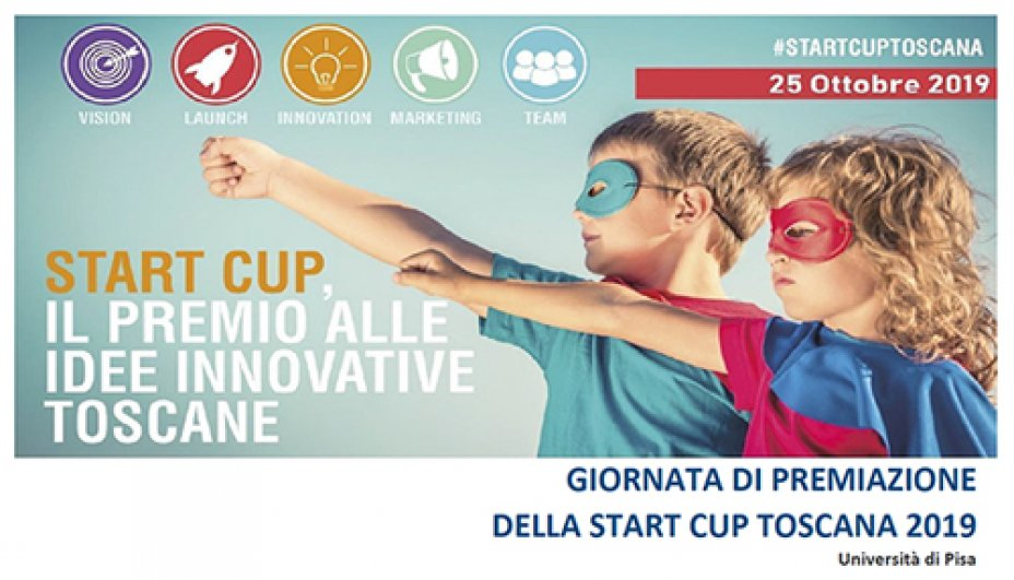 Start Cup, il premio alle idee innovative toscane