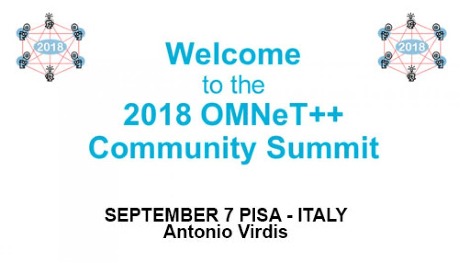 Summit workshop Omnet++ - Antonio Virdis - September 7