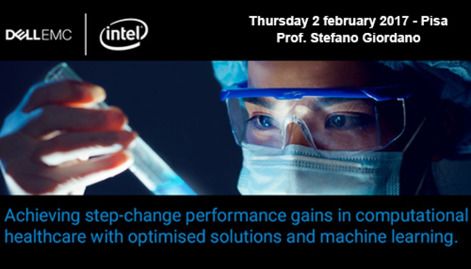 Dell EMC and Intel Life Sciences Summit - Prof. Stefano Giordano