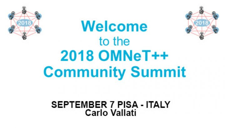 Summit workshop Omnet++ - Carlo Vallati - September 7