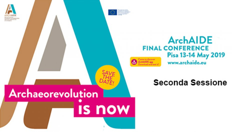 ArchAIDE - Final Conference - Seconda Sessione