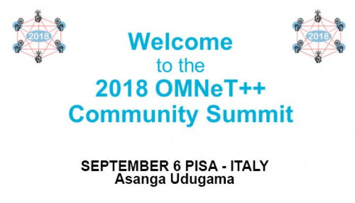 Summit workshop Omnet++ - Asanga Udugama - September 6