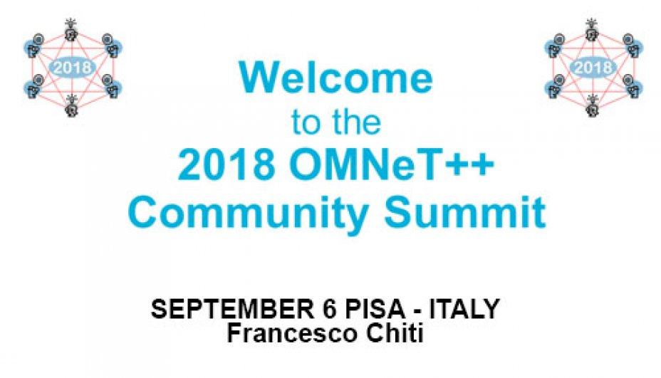 Summit workshop Omnet++ - Francesco Chiti - September 6