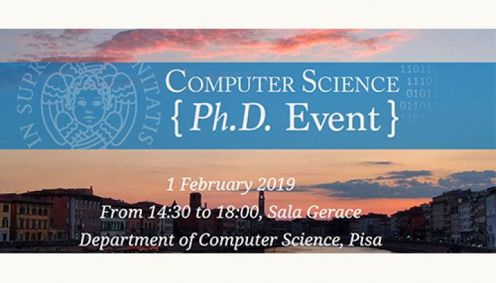 Computer Science - Ph.D. Event