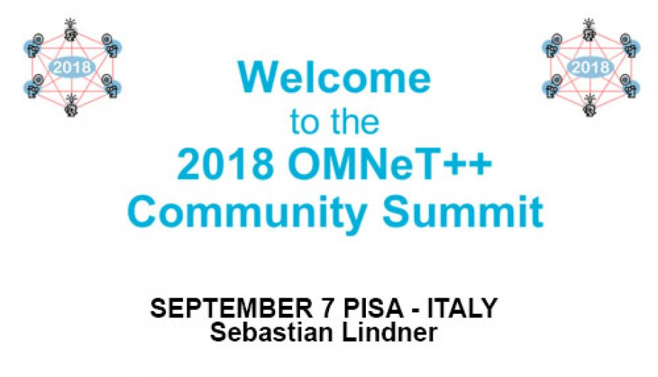 Summit workshop Omnet++ - Sebastian Lindner - September 7