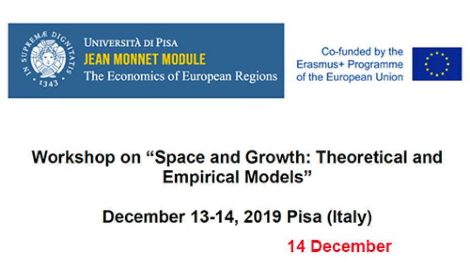 Space and Growth: Theoretical and Empirical models - Part Two