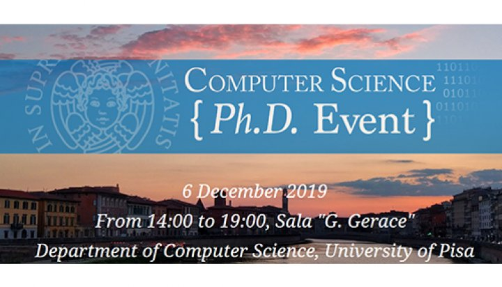 Computer Science - Second Ph.D. Event